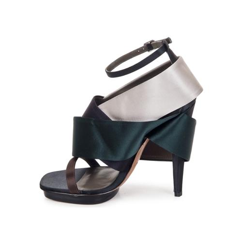 Kallisté NU-PIED 5801 Blau / liberty  Schuhe Sandalen / Sandaletten Damen 215,20