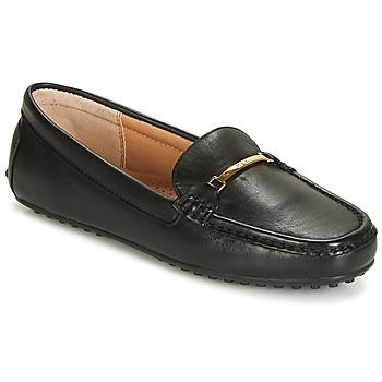 Schuhe Damen Slipper Lauren Ralph Lauren BRIONY Schwarz