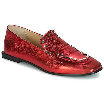 Schuhe Damen Slipper Now 5307-587 Rot