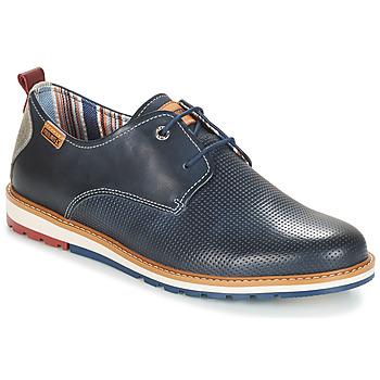 Schuhe Herren Derby-Schuhe Pikolinos BERNA M8J Blau