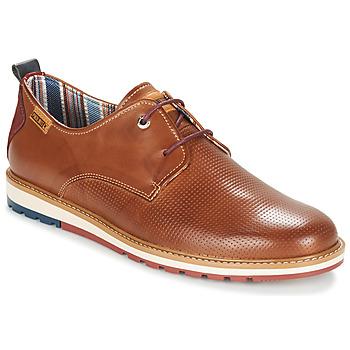 Schuhe Herren Derby-Schuhe Pikolinos BERNA M8J Camel