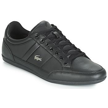 Schuhe Herren Sneaker Low Lacoste CHAYMON BL 1 Schwarz