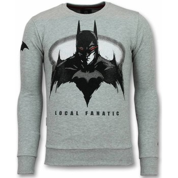Kleidung Herren Sweatshirts Local Fanatic Batman Grau