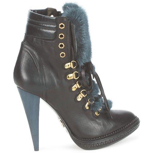 Roberto Schuhe Cavalli QPS583-PZ260 Braun  Schuhe Roberto Low Boots Damen 1 023,20 4c2fee