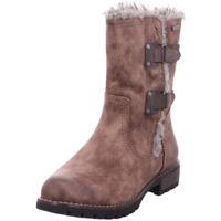 Schuhe Damen Schneestiefel Jana Woms Boots TAUPE