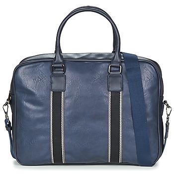 Taschen Herren Handtasche André AMAURY Blau