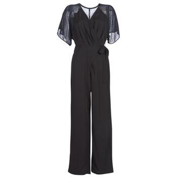 Kleidung Damen Overalls / Latzhosen Smash BLAKELY Schwarz