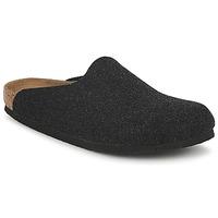 Schuhe Pantoletten / Clogs Birkenstock AMSTERDAM Grau