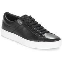 Schuhe Herren Sneaker Low HUGO FUTURISM TENN IT1 Schwarz