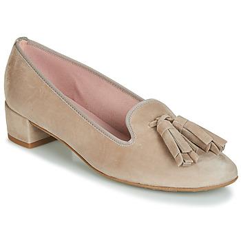 Schuhe Damen Pumps Pretty Ballerinas ANGELIS Beige