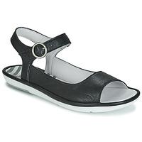 Schuhe Damen Sandalen / Sandaletten Fly London MOLD Schwarz
