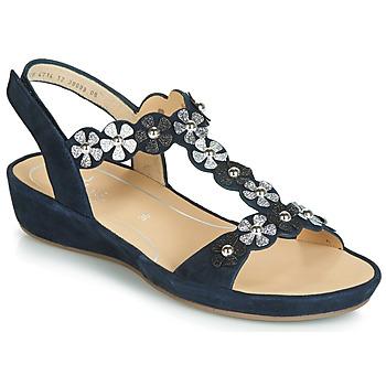 Schuhe Damen Sandalen / Sandaletten Ara CAP-HS Schwarz