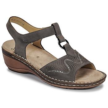 Schuhe Damen Sandalen / Sandaletten Ara KEY-WE Braun