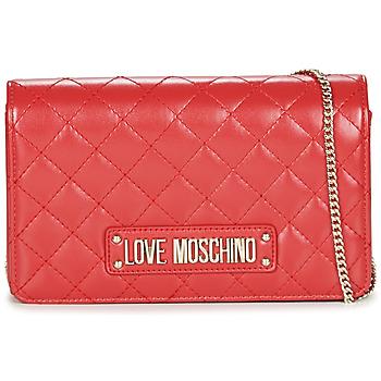 Taschen Damen Umhängetaschen Love Moschino JC4118PP17 Rot