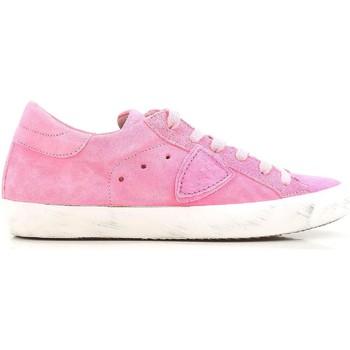 Schuhe Damen Sneaker Low Philippe Model CLLD XR04 Rosa acceso