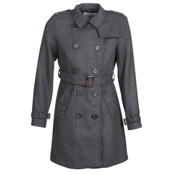 Kleidung Damen Mäntel Casual Attitude HAIELLI Grau