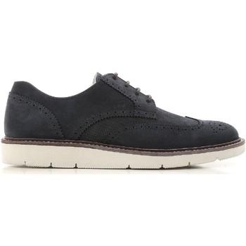 Schuhe Herren Derby-Schuhe Hogan HXM3220Y211I8VU805 Blu medio