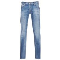 Kleidung Herren Slim Fit Jeans Le Temps des Cerises 711 Blau