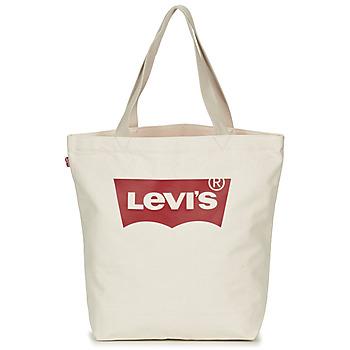 Taschen Damen Umhängetaschen Levi's Batwing Tote W Naturfarben