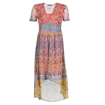 Kleidung Damen Maxikleider Desigual NANA Multifarben