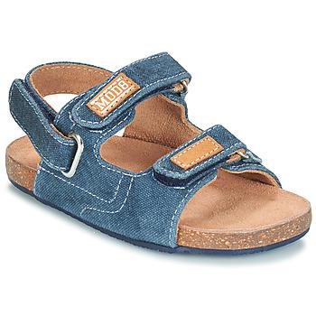 Schuhe Jungen Sandalen / Sandaletten Mod'8 KORTIS Blau