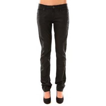 Kleidung Damen 5-Pocket-Hosen Dress Code Jeans Remixx RX520 Noir Schwarz