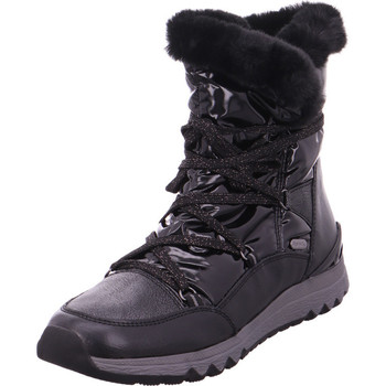 Schuhe Damen Schneestiefel Stiefel Woms Boots BLACK ANT.COMB