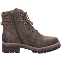 Schuhe Damen Stiefel Softline Woms Boots OLIVE