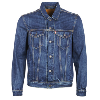 Kleidung Herren Jeansjacken Levi's THE TRUCKER JACKET Blau