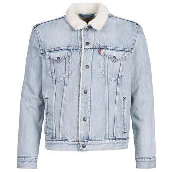 Kleidung Herren Jeansjacken Levi's TYPE 3 SHERPA TRUCKER Stonebridge
