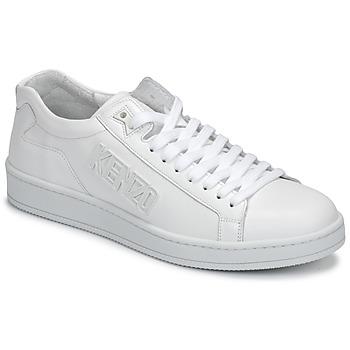 Schuhe Herren Sneaker Low Kenzo TENNIX Weiss