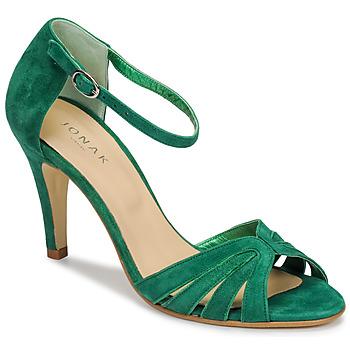 Schuhe Damen Sandalen / Sandaletten Jonak DONIT Grün