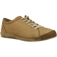 Schuhe Damen Sneaker Low Softinos ISLA Beige