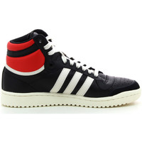 Schuhe Sneaker High adidas Originals Top Ten Hi Schwarz