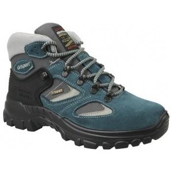 Schuhe Damen Wanderschuhe Grisport Octane Blau