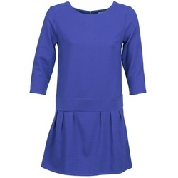 Kleidung Damen Kurze Kleider Betty London CANDEUR Blau