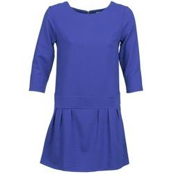 Kleidung Damen Kurze Kleider Betty London CANDEUR Blau