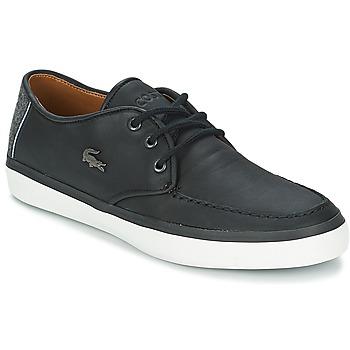 Schuhe Herren Bootsschuhe Lacoste SEVRIN LCR 2 Grau