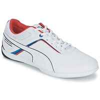 Schuhe Herren Sneaker Low Puma BMW MS IGNIS NM Weiss