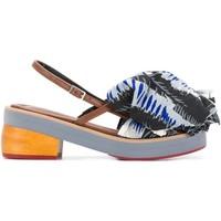 Schuhe Damen Sandalen / Sandaletten Marni SAMSY09G06TCW04 multicolore