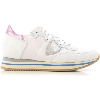 Schuhe Damen Sneaker Low Philippe Model THLD VP01 bianco