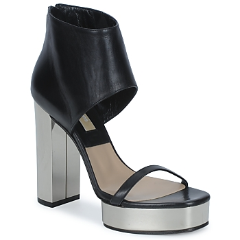 Schuhe Damen Sandalen / Sandaletten Michael Kors 17194 Schwarz