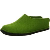 Schuhe Damen Hausschuhe Giesswein 311013 11305 grün