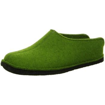 Schuhe Damen Hausschuhe Haflinger 311010-36 grün
