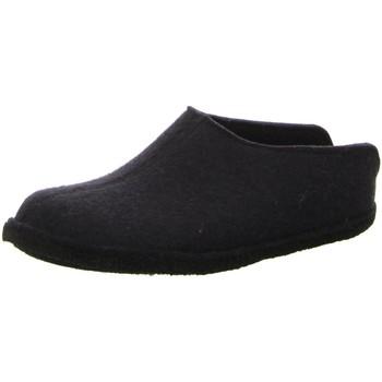Schuhe Herren Hausschuhe Haflinger Smily 311013-03 schwarz