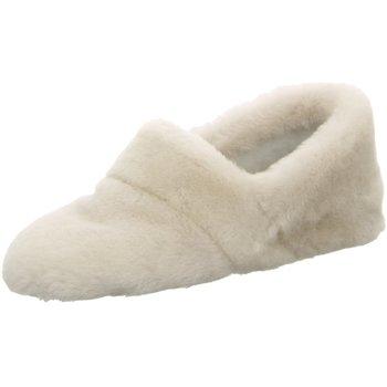 Schuhe Damen Hausschuhe Giesswein Gloggnitz 6106 2 11 2410 40320/378 beige