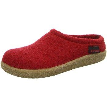 Schuhe Damen Hausschuhe Giesswein Veitsch 52.10.47848.342 rot