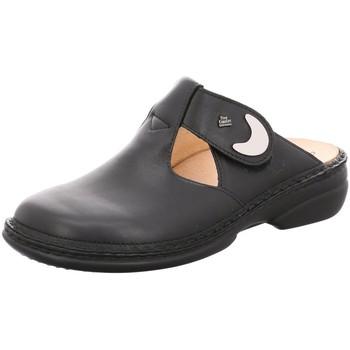 Schuhe Damen Pantoletten / Clogs Finn Comfort Pantoletten 02555 014099 schwarz