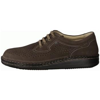 Schuhe Herren Arbeitsschuhe Finn Comfort Schnuerschuhe BADEN 1009390023 braun