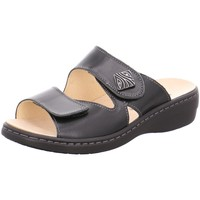 Schuhe Damen Pantoffel Longo Pantoletten Pantoletten 3076356-1 schwarz